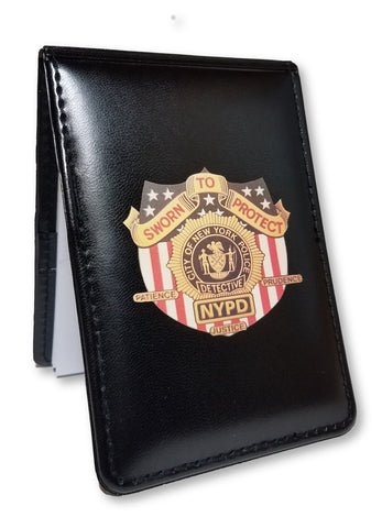 New York City Police Detective Notebook