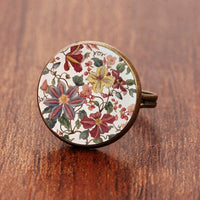 Dome Cabochon Ring