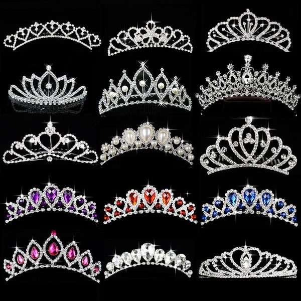Princess Crown for Girls Birthday