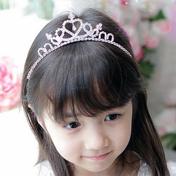 Valentine's Day Crystal Tiara Hairband