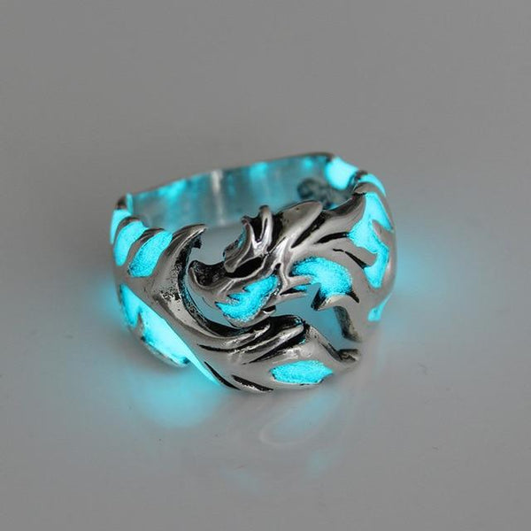 Hot Sale Luminous Dragon Rings