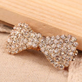 Fashion Bowknot Clamp Hairpin