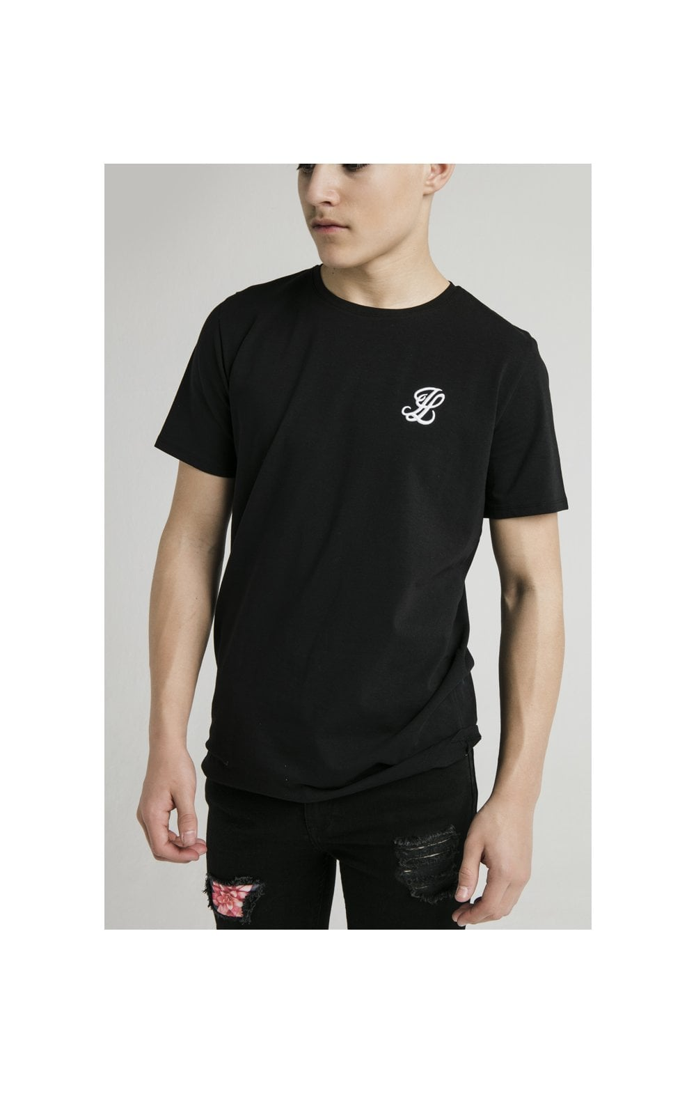 Illusive London S/S Core Tee - Black (1)