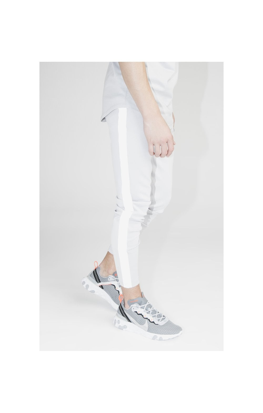 Load image into Gallery viewer, Illusive London Reflect Joggers - Grey