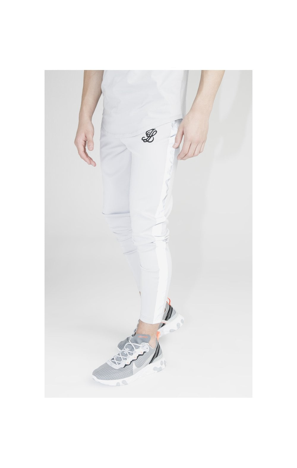 Load image into Gallery viewer, Illusive London Reflect Joggers - Grey (1)