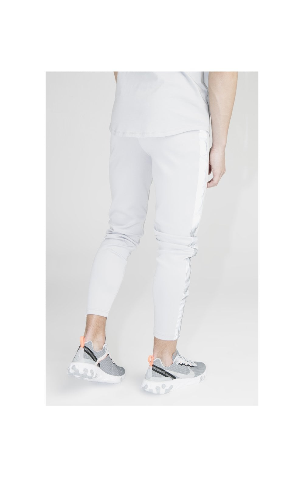 Load image into Gallery viewer, Illusive London Reflect Joggers - Grey (2)