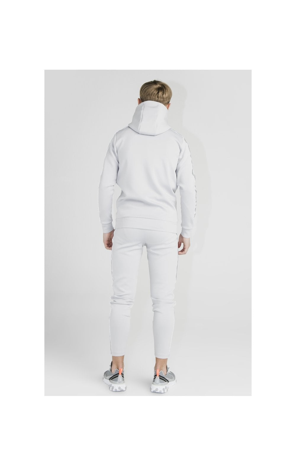 Load image into Gallery viewer, Illusive London Reflect Joggers - Grey (7)