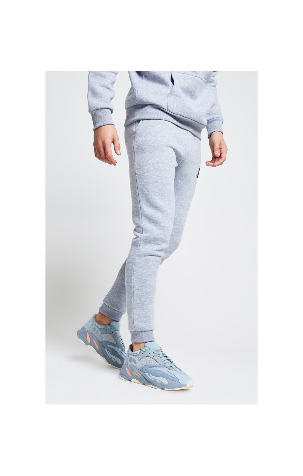 Illusive London Joggers – Grey Marl