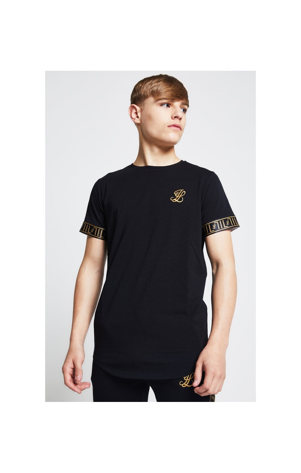 Illusive London Tech Tee - Black (1)