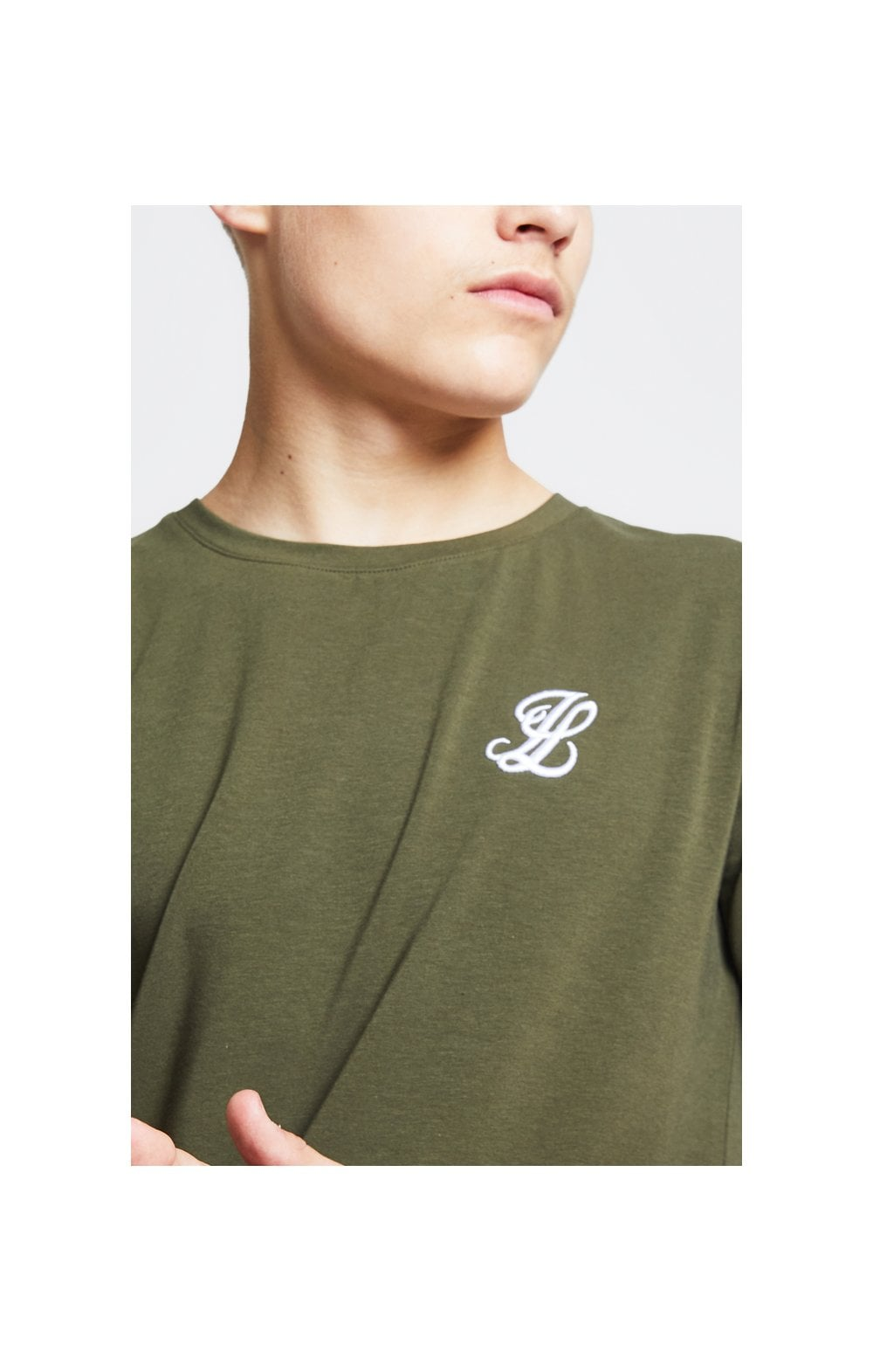 Illusive London Tee – Khaki