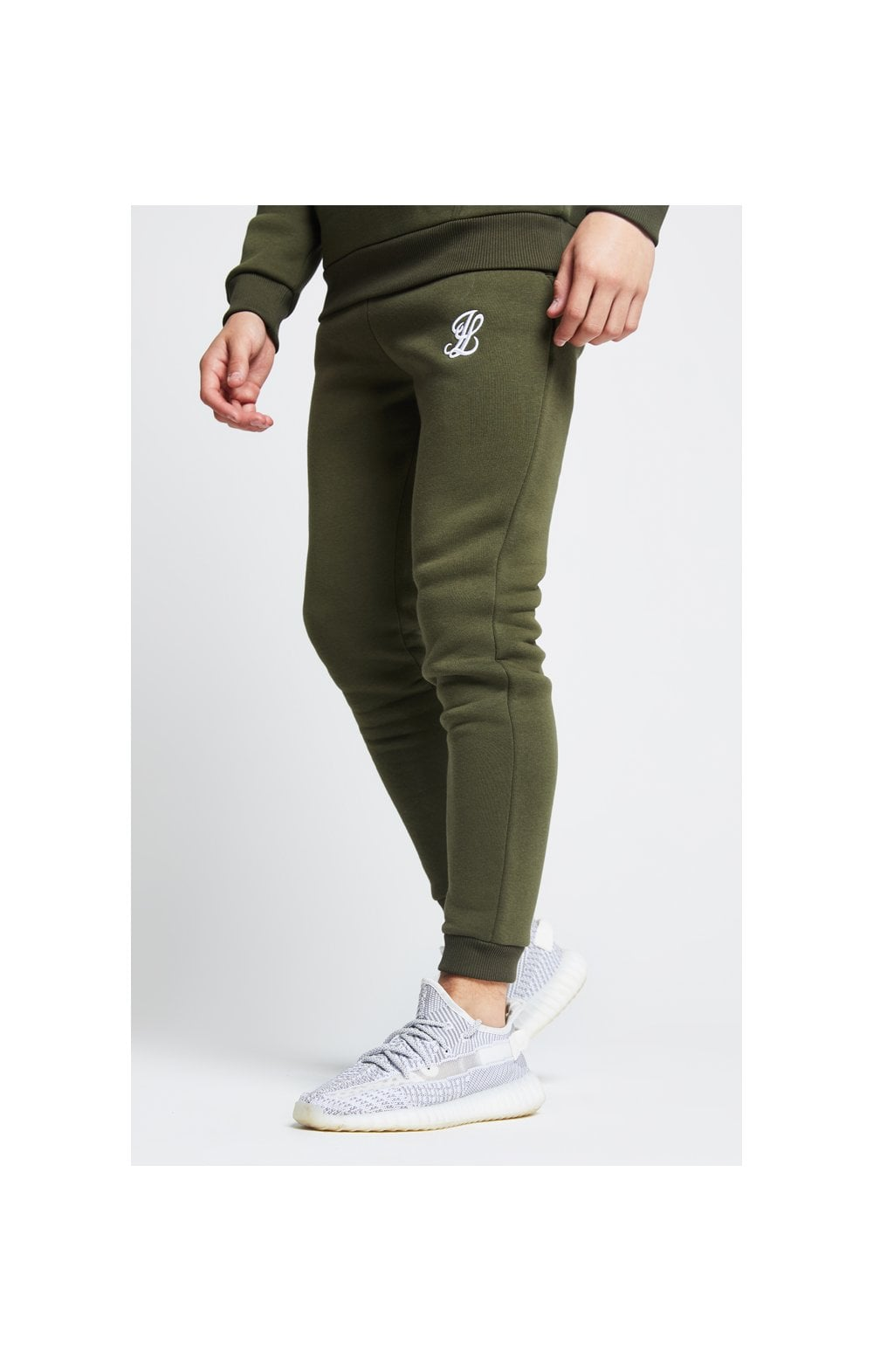 Illusive London Joggers – Khaki