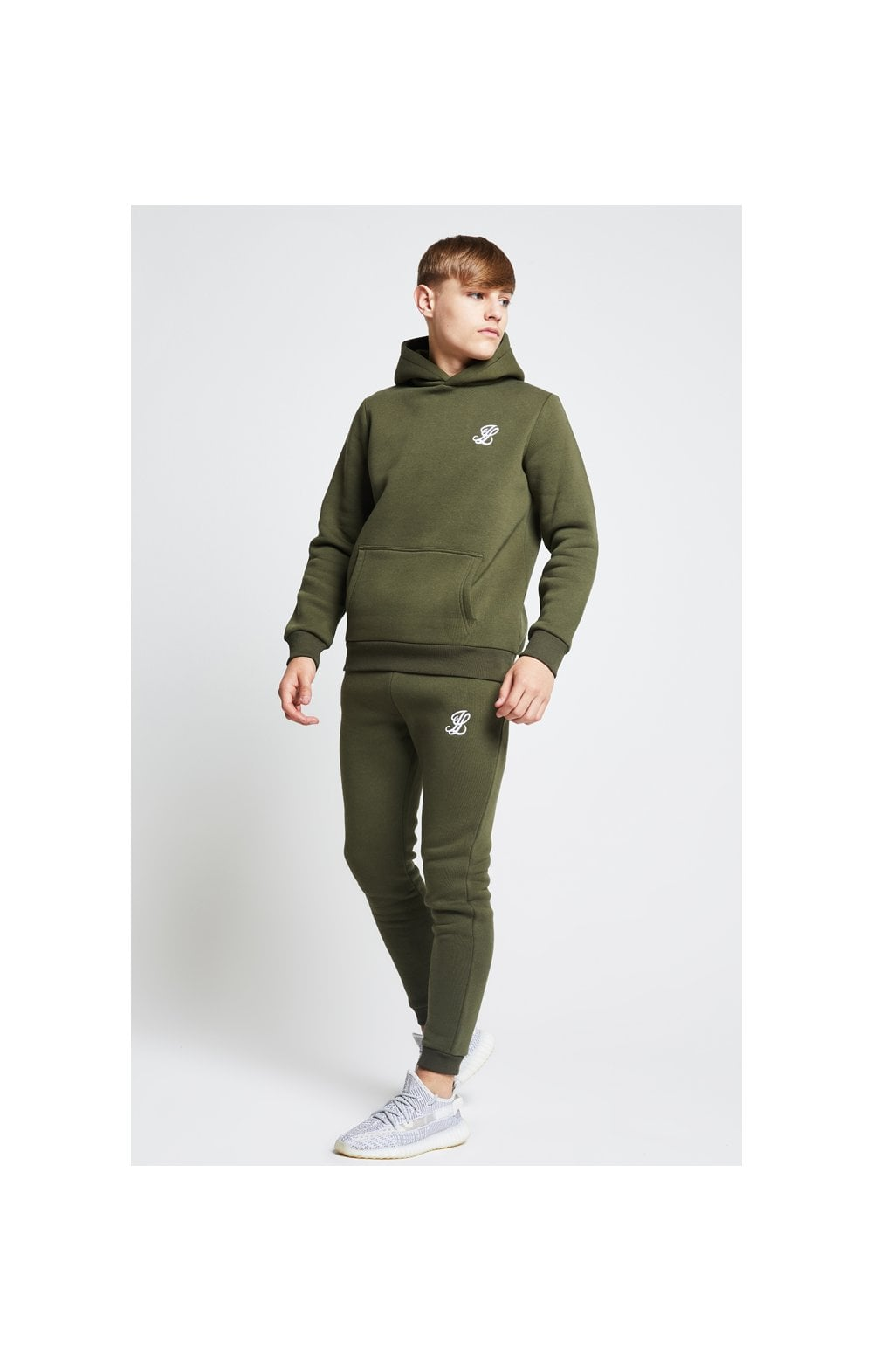 Load image into Gallery viewer, Illusive London Joggers – Khaki (4)