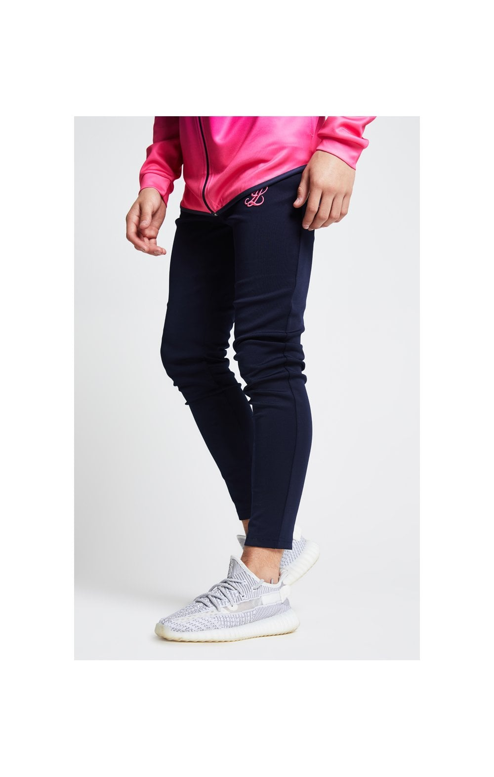 Illusive London Athlete Pants - Navy
