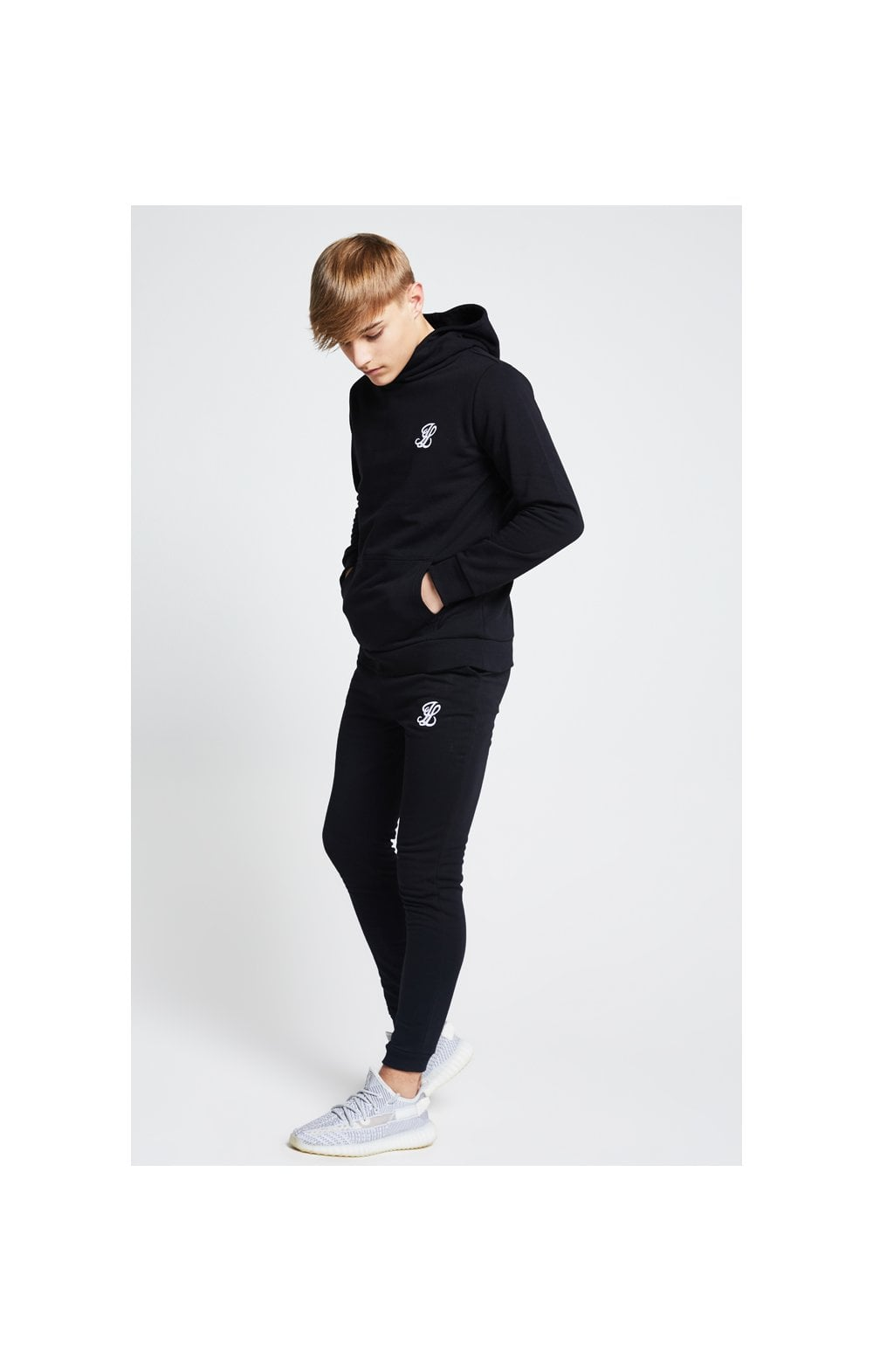 Illusive London Overhead Hoodie - Black (4)
