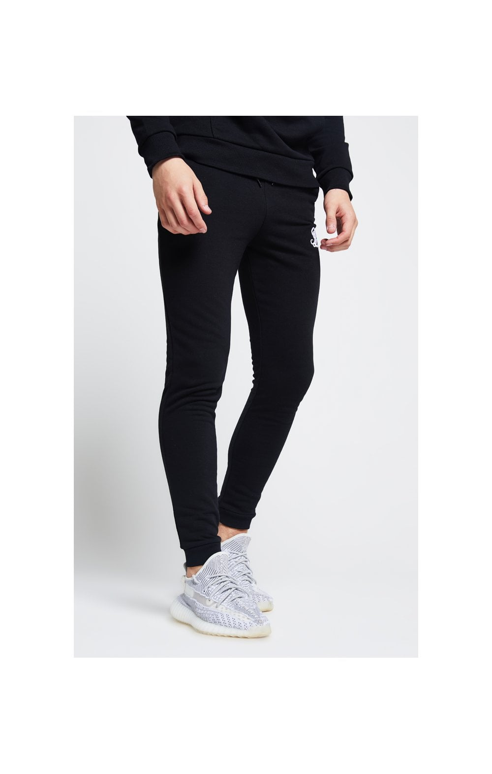 Illusive London Joggers – Black (1)