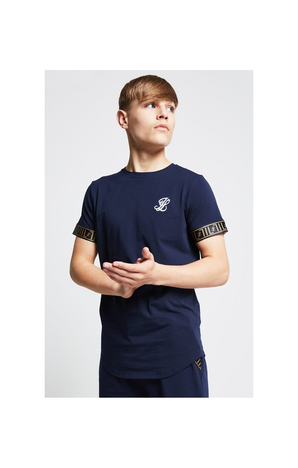 Illusive London Tech Tee - Navy (1)