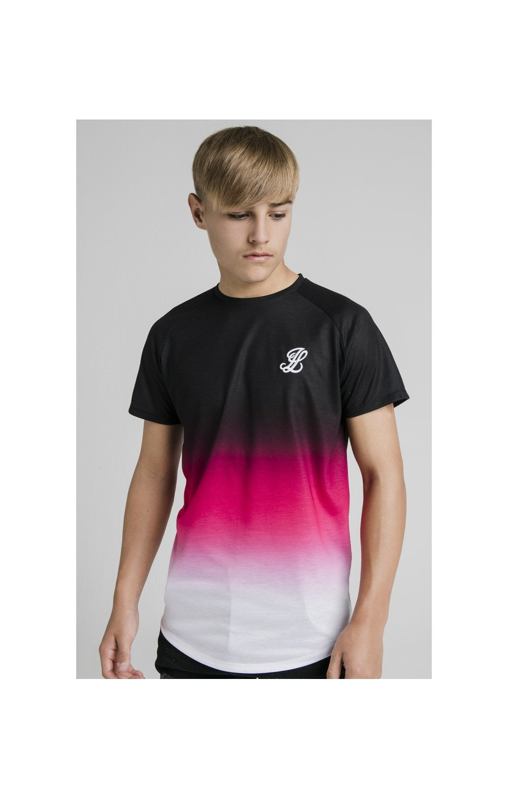 Illusive London Triple Fade Tee – Pink