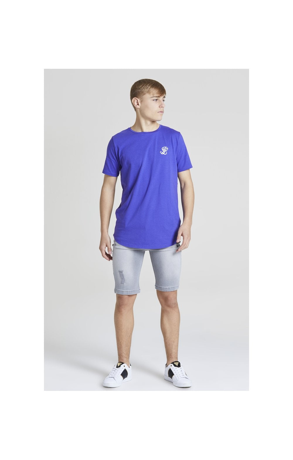 Load image into Gallery viewer, Illusive London Core Tee - Purple (1)