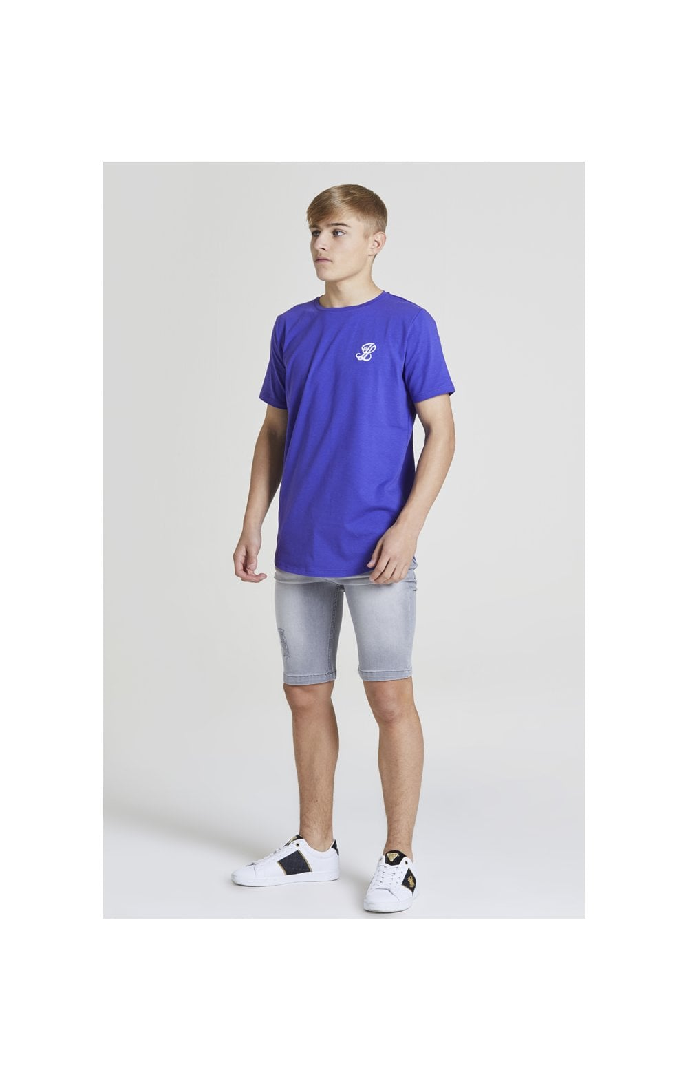 Illusive London Core Tee - Purple (2)