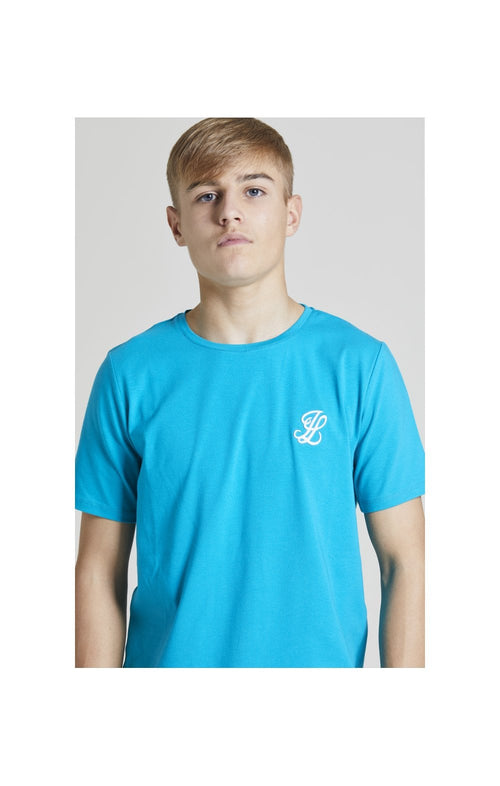 Illusive London Core Tee - Teal Green