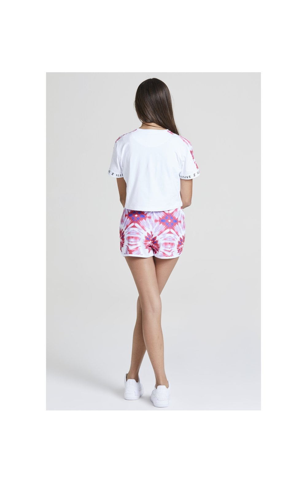 Load image into Gallery viewer, Illusive London Tie Dye Shorts – Multi (4)