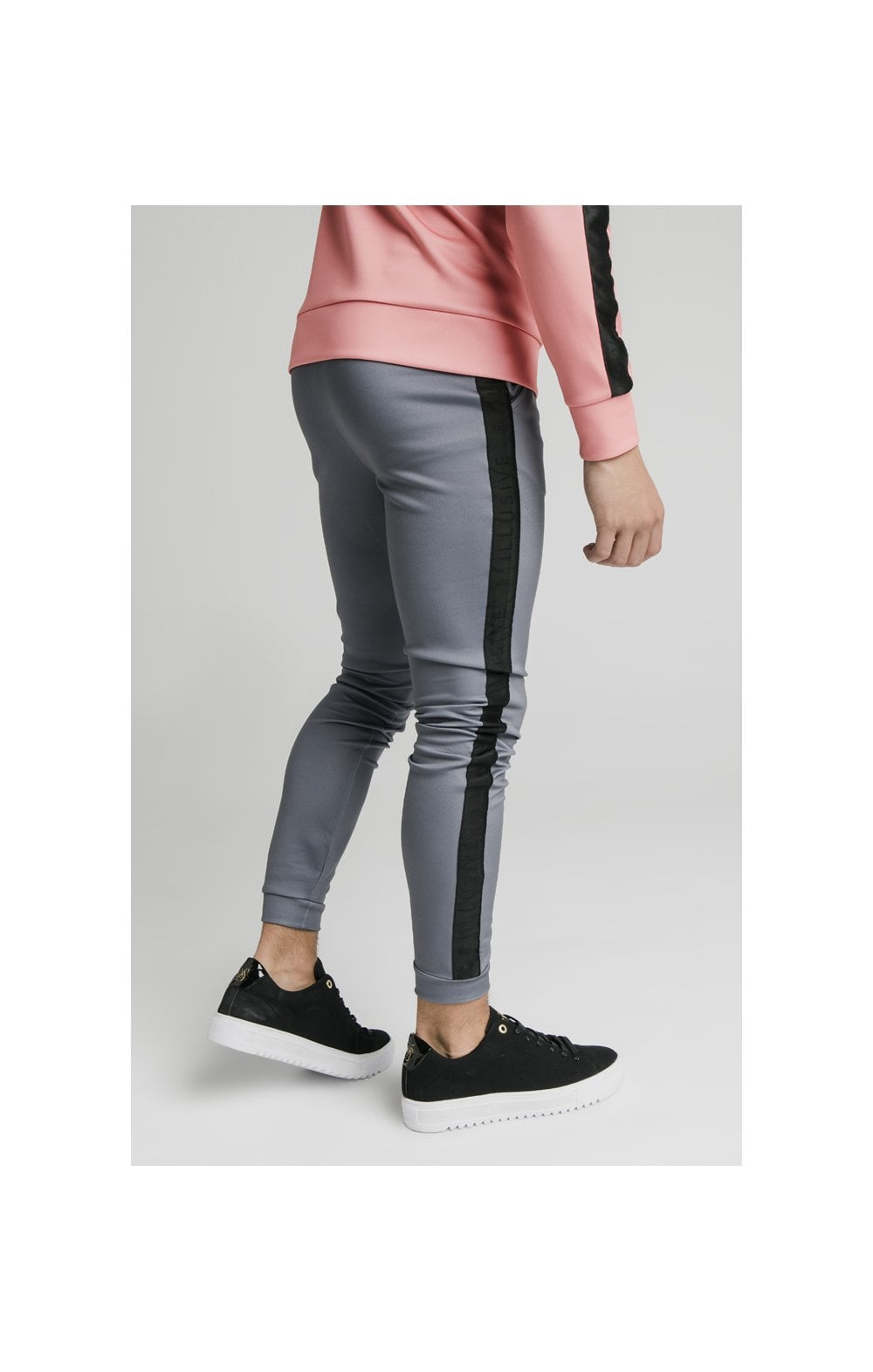 Illusive London Athlete Pants - Grey (1)