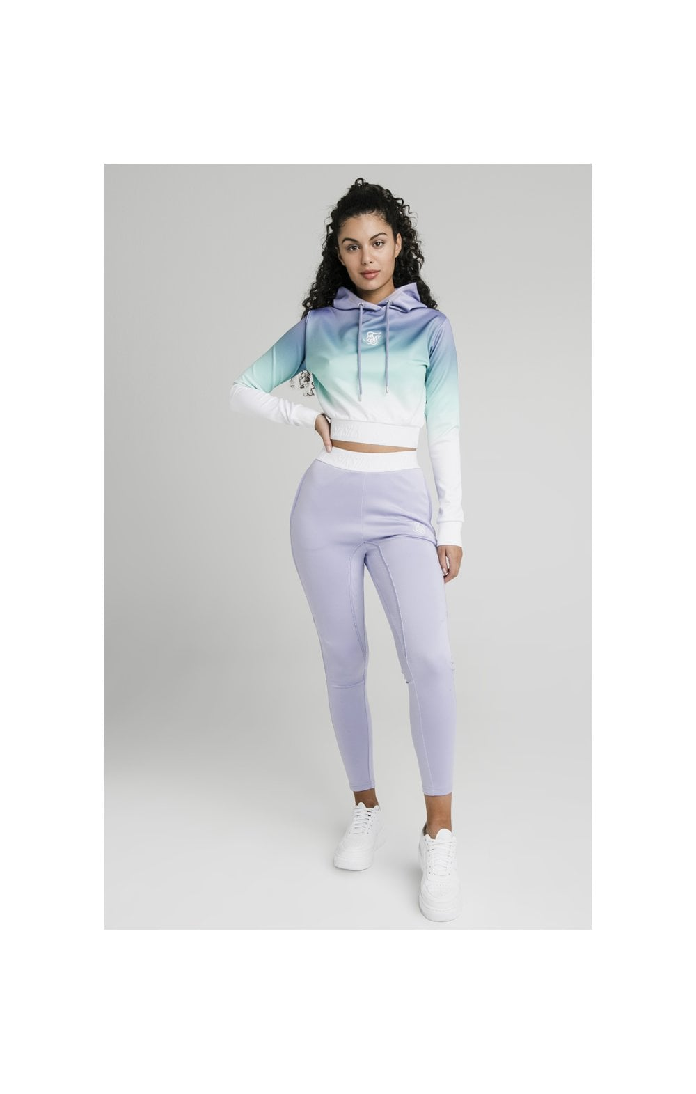 Load image into Gallery viewer, SikSilk Lilac Haze Track Pants - Lilac (3)