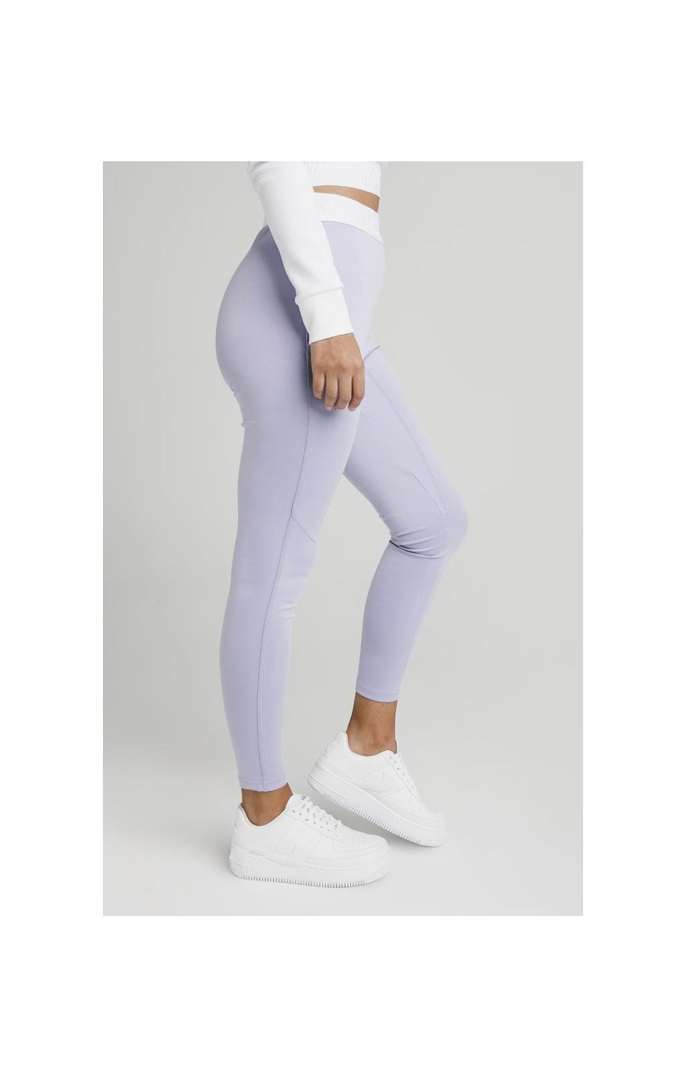 Load image into Gallery viewer, SikSilk Lilac Haze Track Pants - Lilac (4)