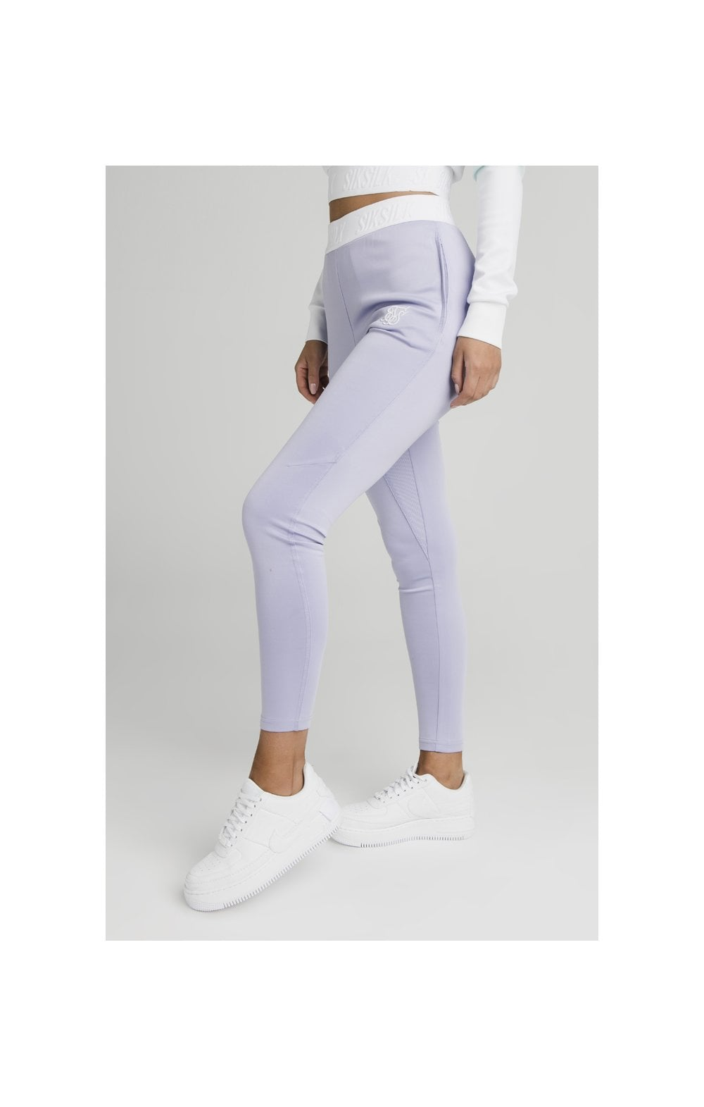 Load image into Gallery viewer, SikSilk Lilac Haze Track Pants - Lilac (6)