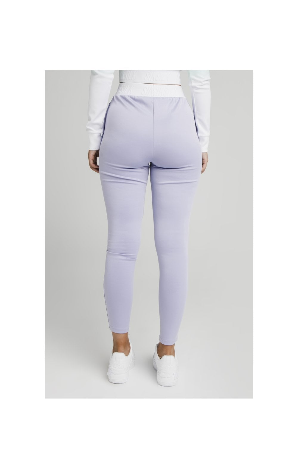 Load image into Gallery viewer, SikSilk Lilac Haze Track Pants - Lilac (8)