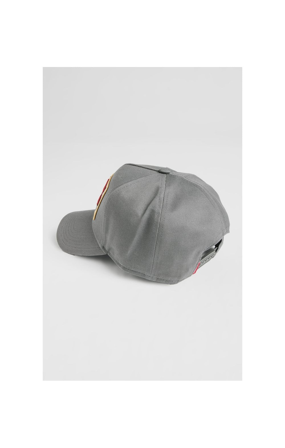 SikSilk Patch Full Trucker - Charcoal (5)