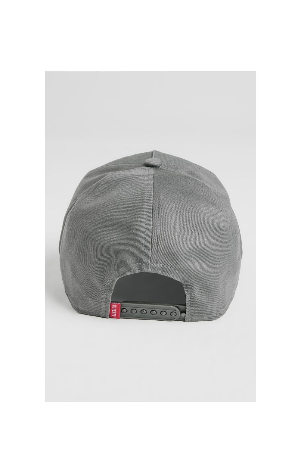 SikSilk Patch Full Trucker - Charcoal (6)