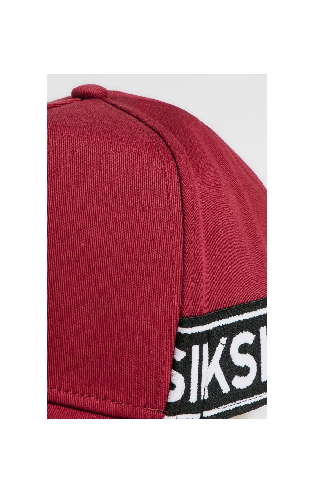 Load image into Gallery viewer, SikSilk Stretch Fit Full Trucker - Red (3)