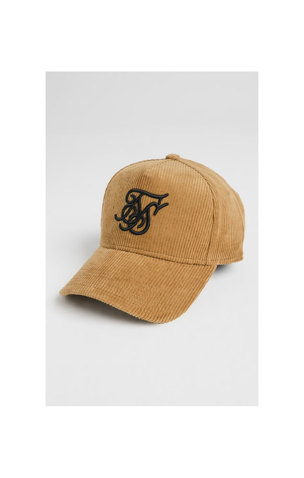 Load image into Gallery viewer, SikSilk Corduroy Full Trucker - Mustard