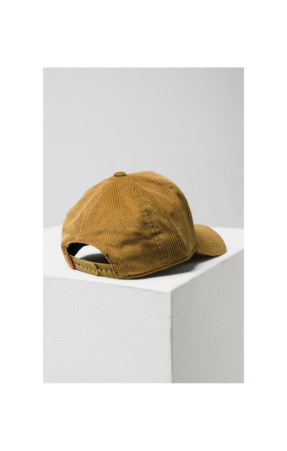 Load image into Gallery viewer, SikSilk Corduroy Full Trucker - Mustard (6)
