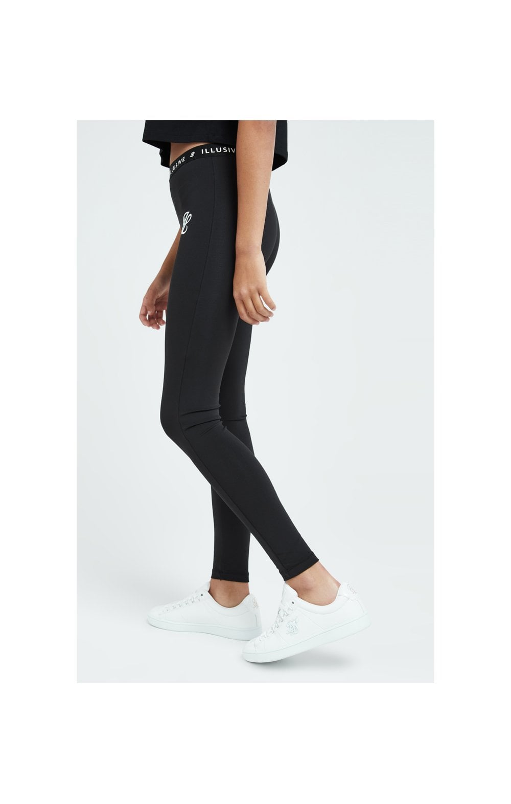 Illusive London Core Leggings - Black (2)
