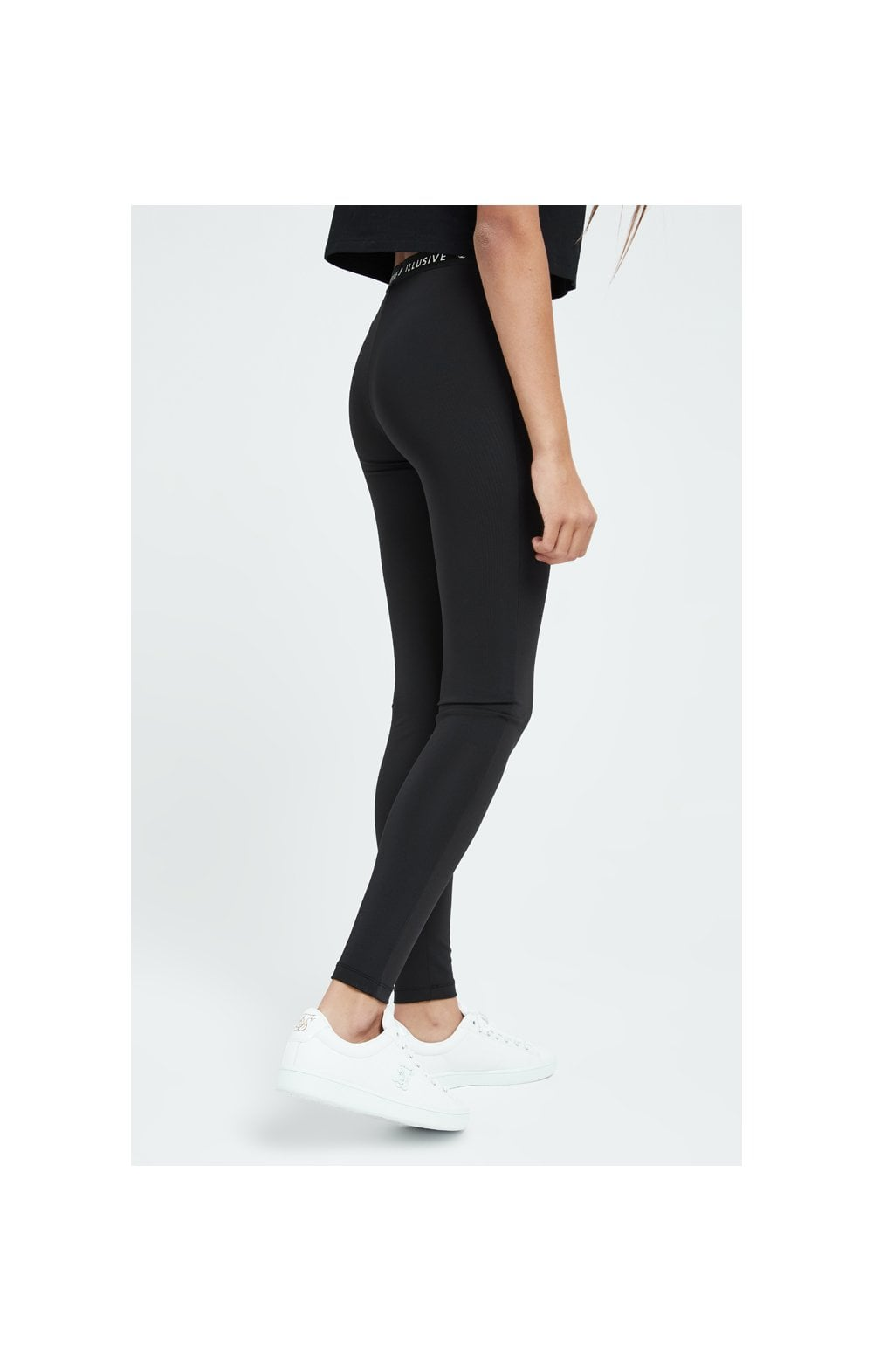 Illusive London Core Leggings - Black (3)