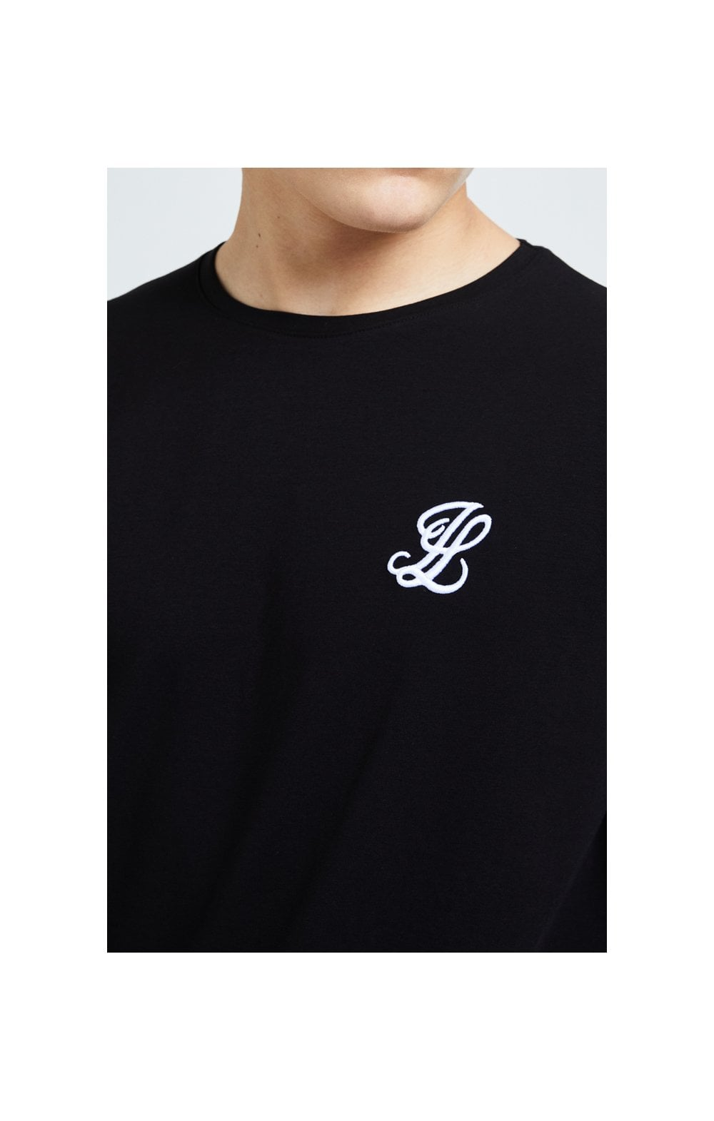 Load image into Gallery viewer, Illusive London L/S Core Tee - Black (1)