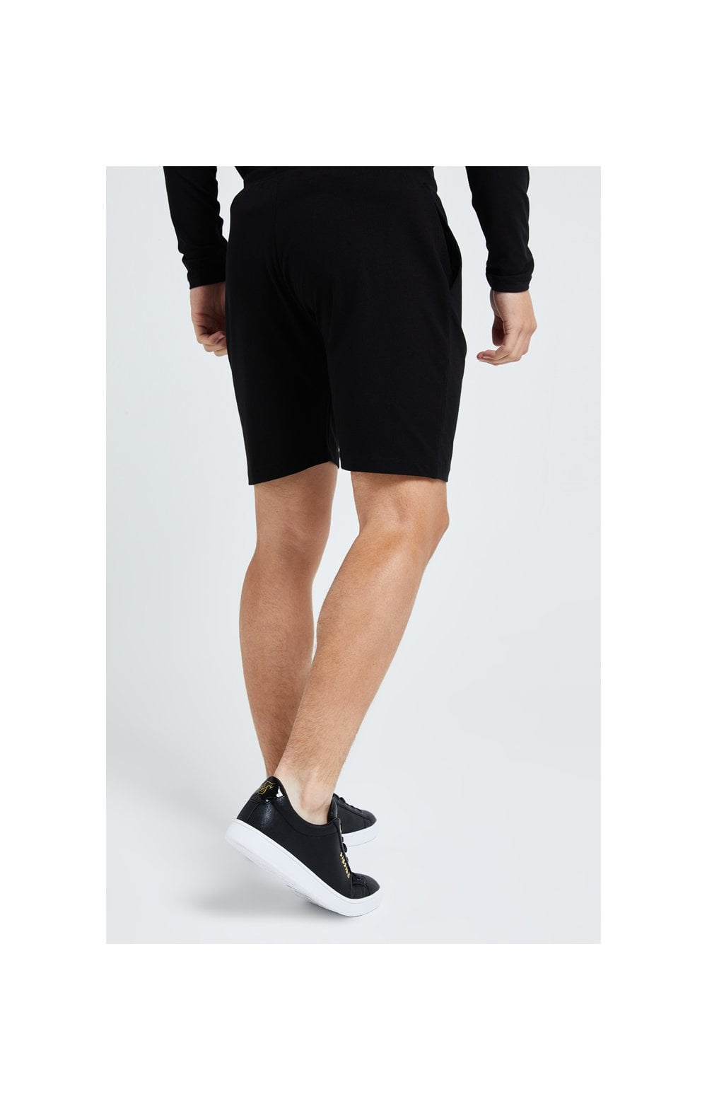Load image into Gallery viewer, Illusive London Core Jersey Shorts - Black (3)