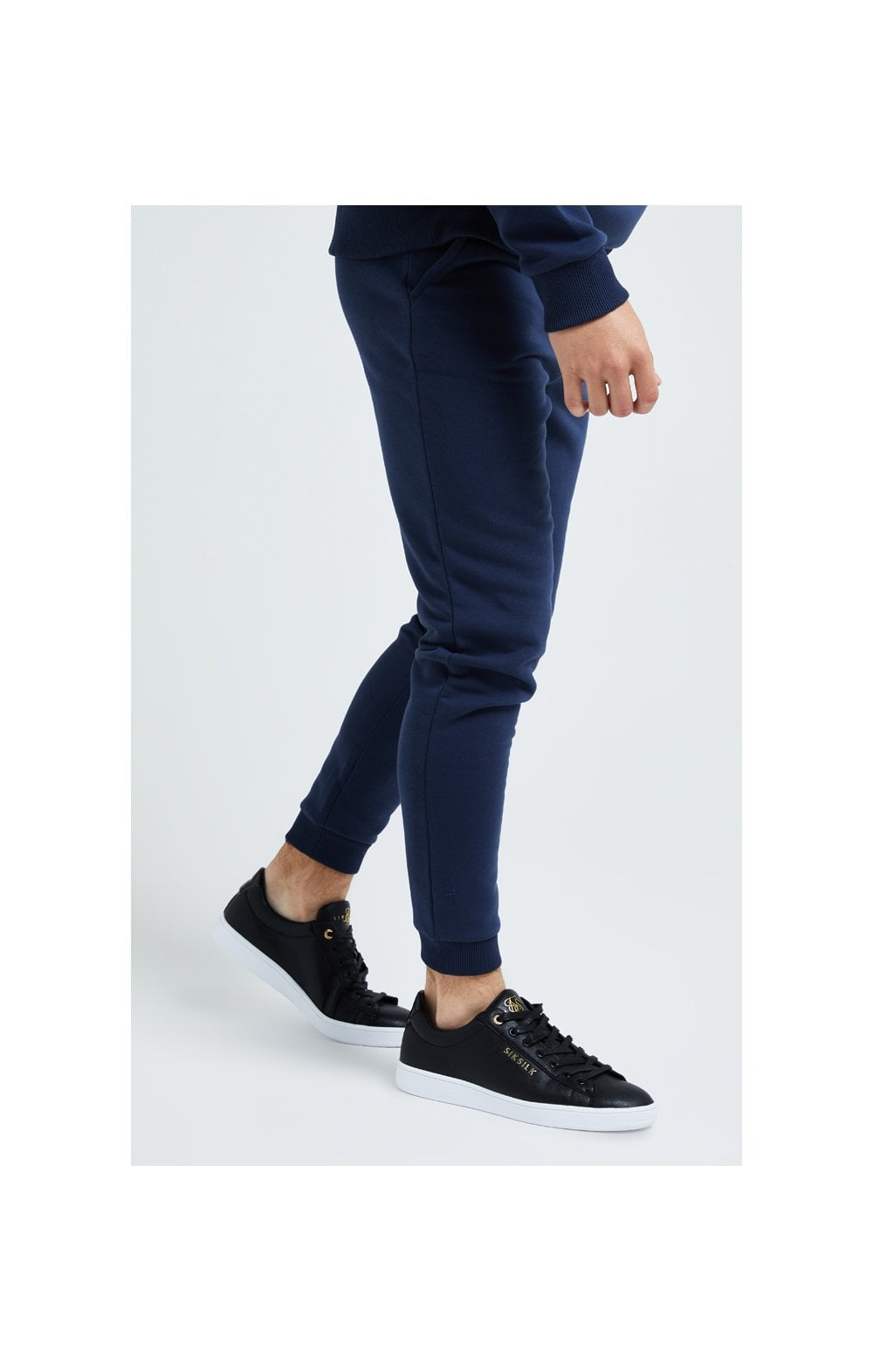 Illusive London Core Joggers – Navy (1)