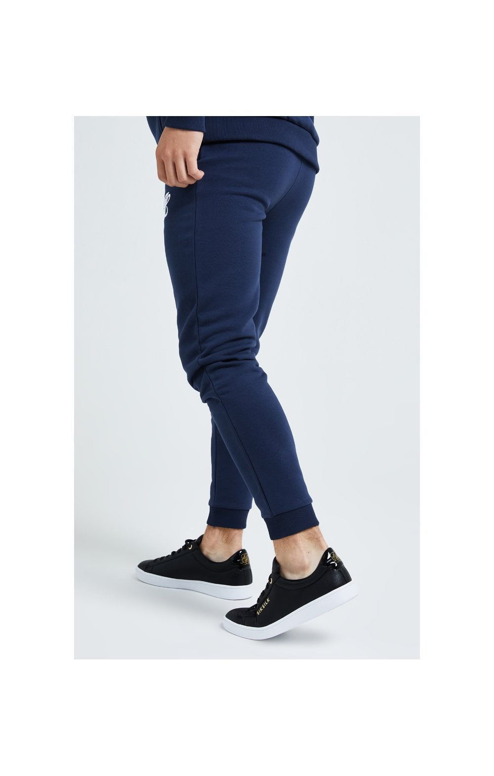 Illusive London Core Joggers – Navy (2)