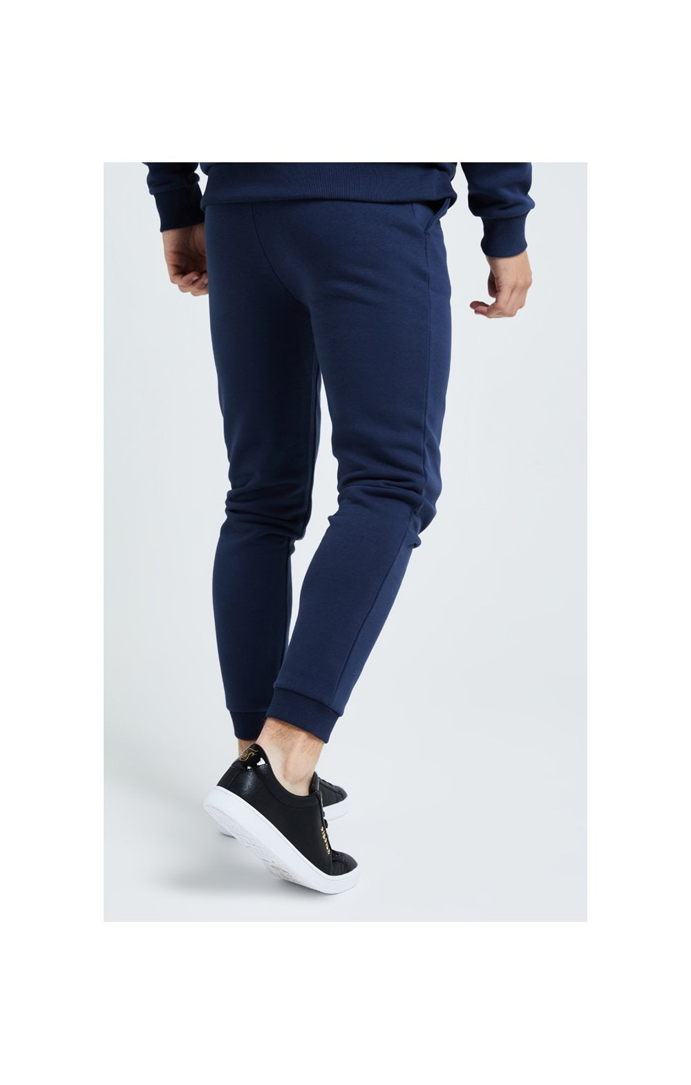 Illusive London Core Joggers – Navy (3)