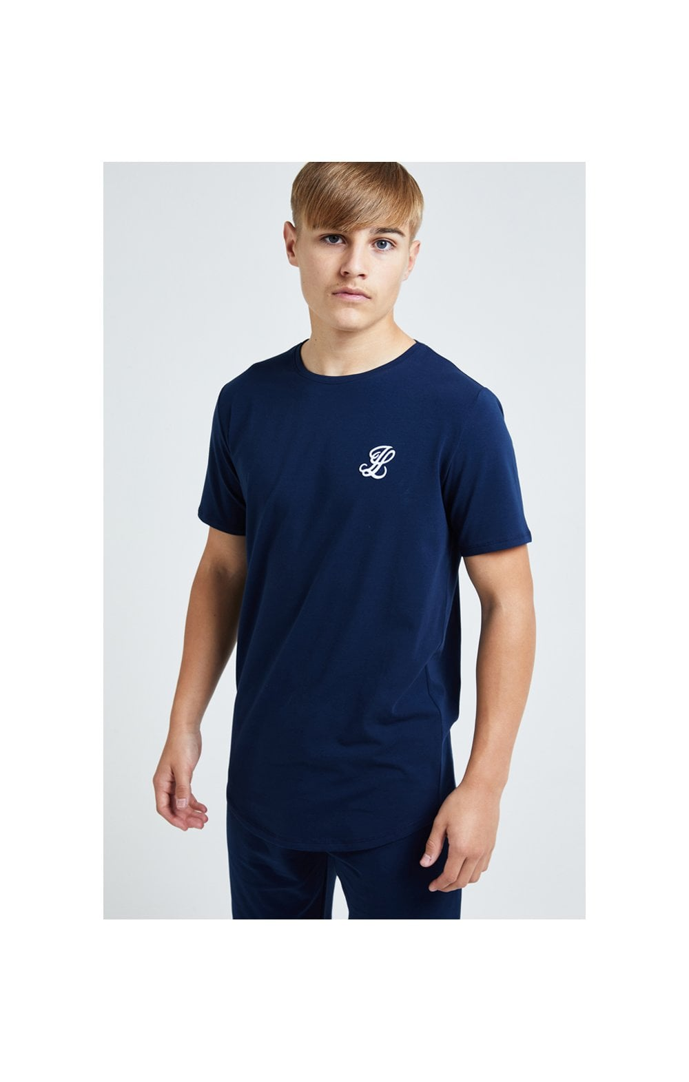 Load image into Gallery viewer, Illusive London Core Tee - Navy