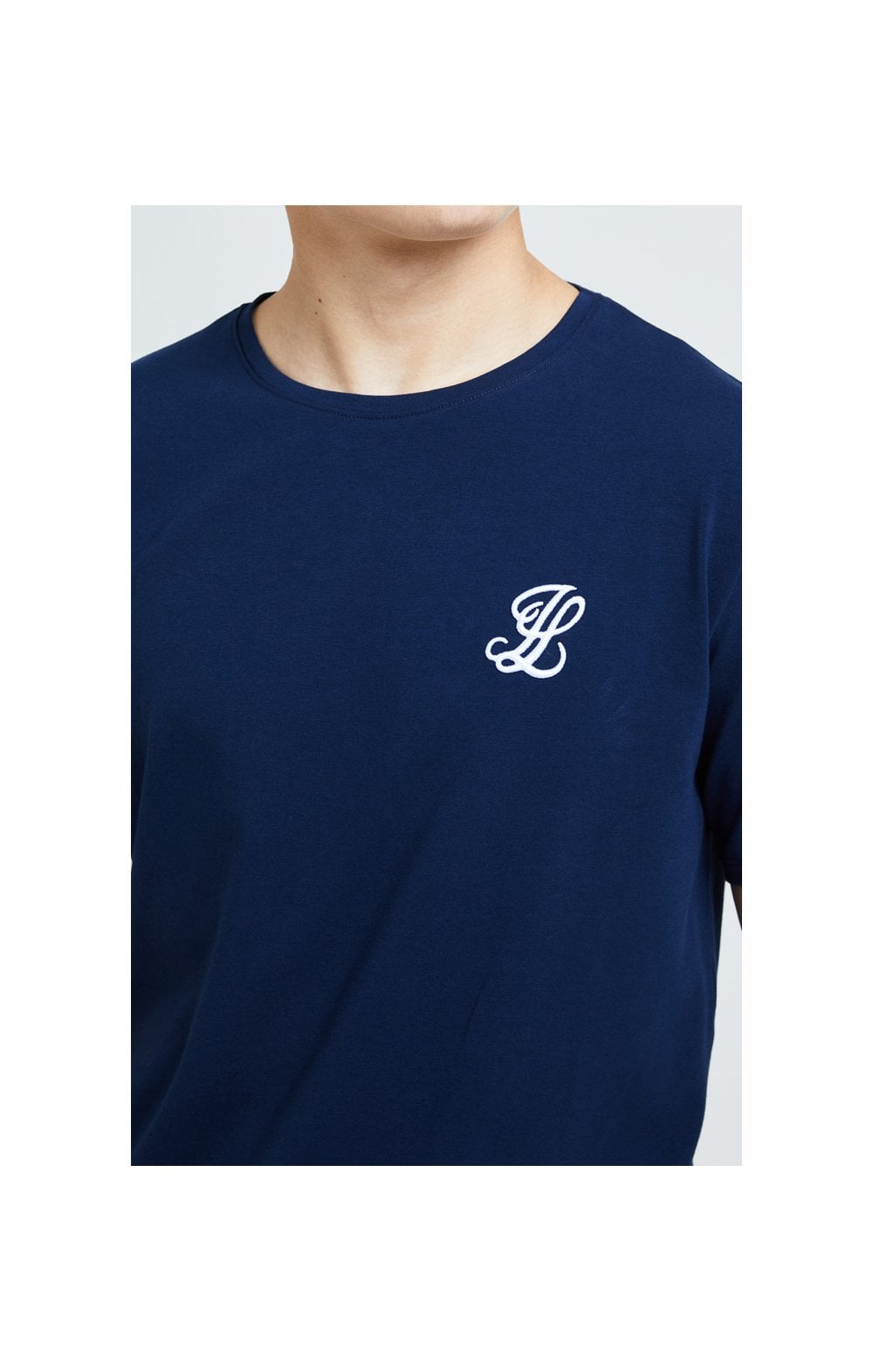 Load image into Gallery viewer, Illusive London Core Tee - Navy (1)