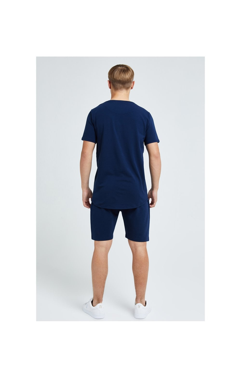 Load image into Gallery viewer, Illusive London Core Tee - Navy (5)