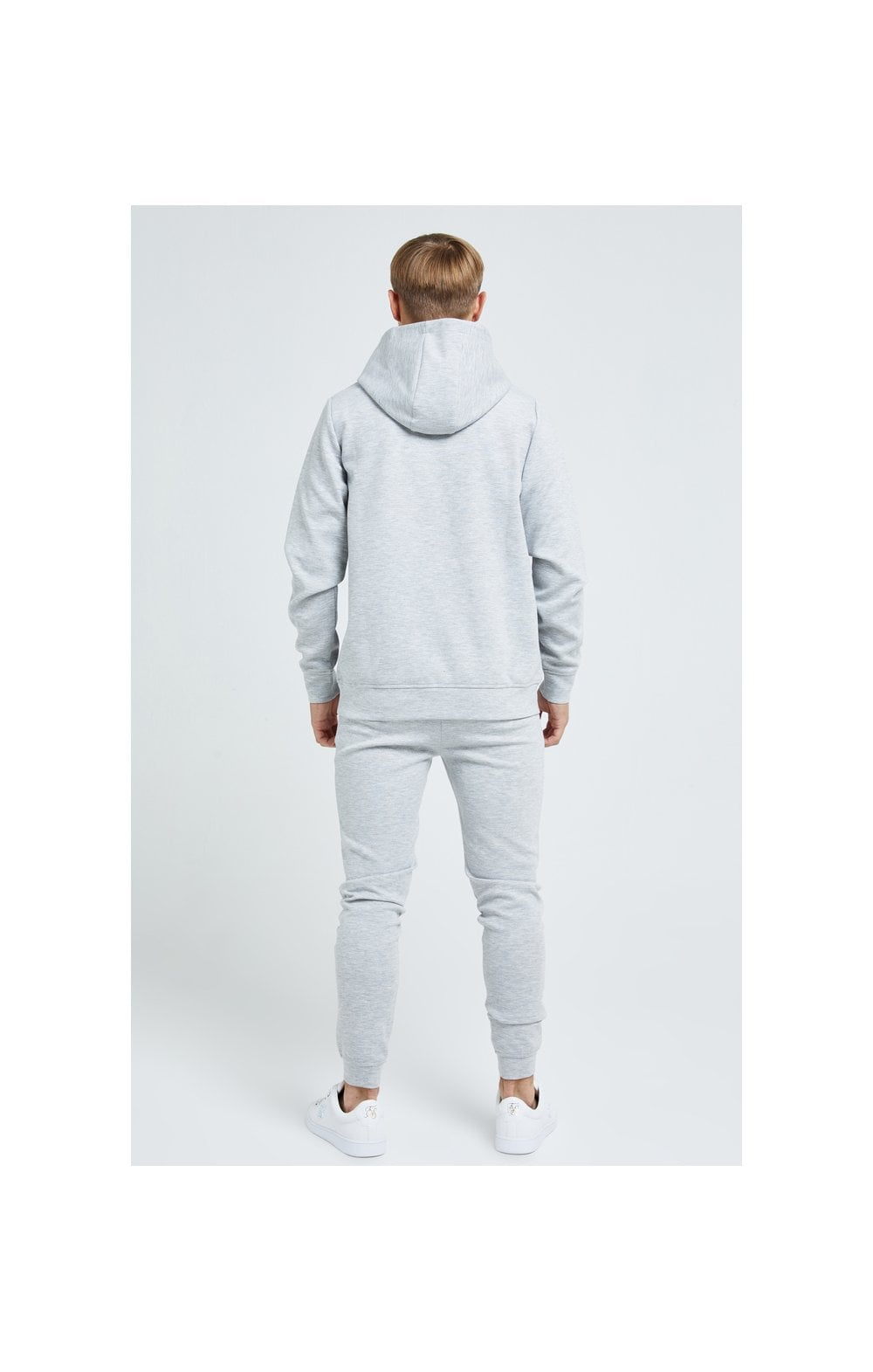 Illusive London Dual Overhead Hoodie - Grey (5)
