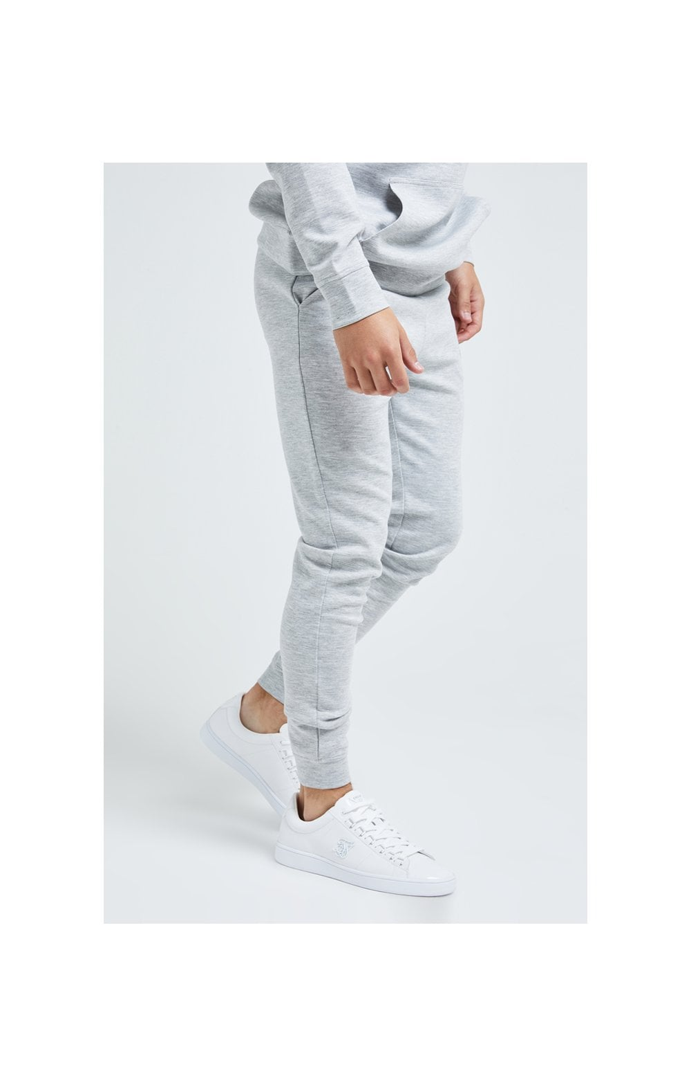 Illusive London Dual Joggers - Grey (1)