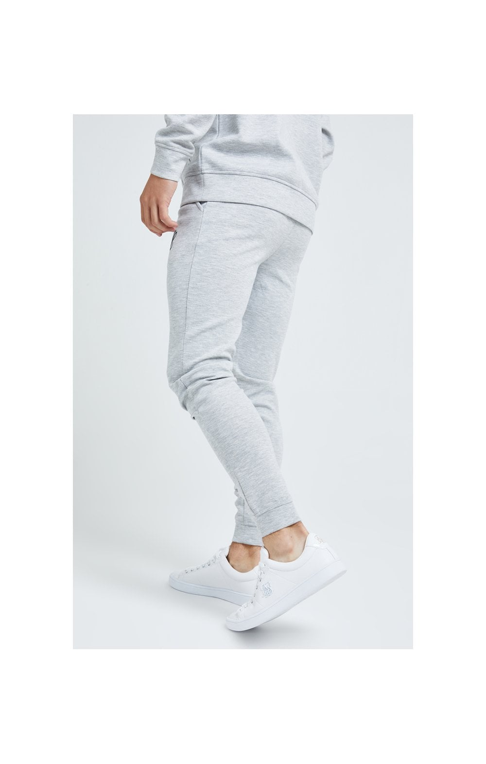 Illusive London Dual Joggers - Grey (3)
