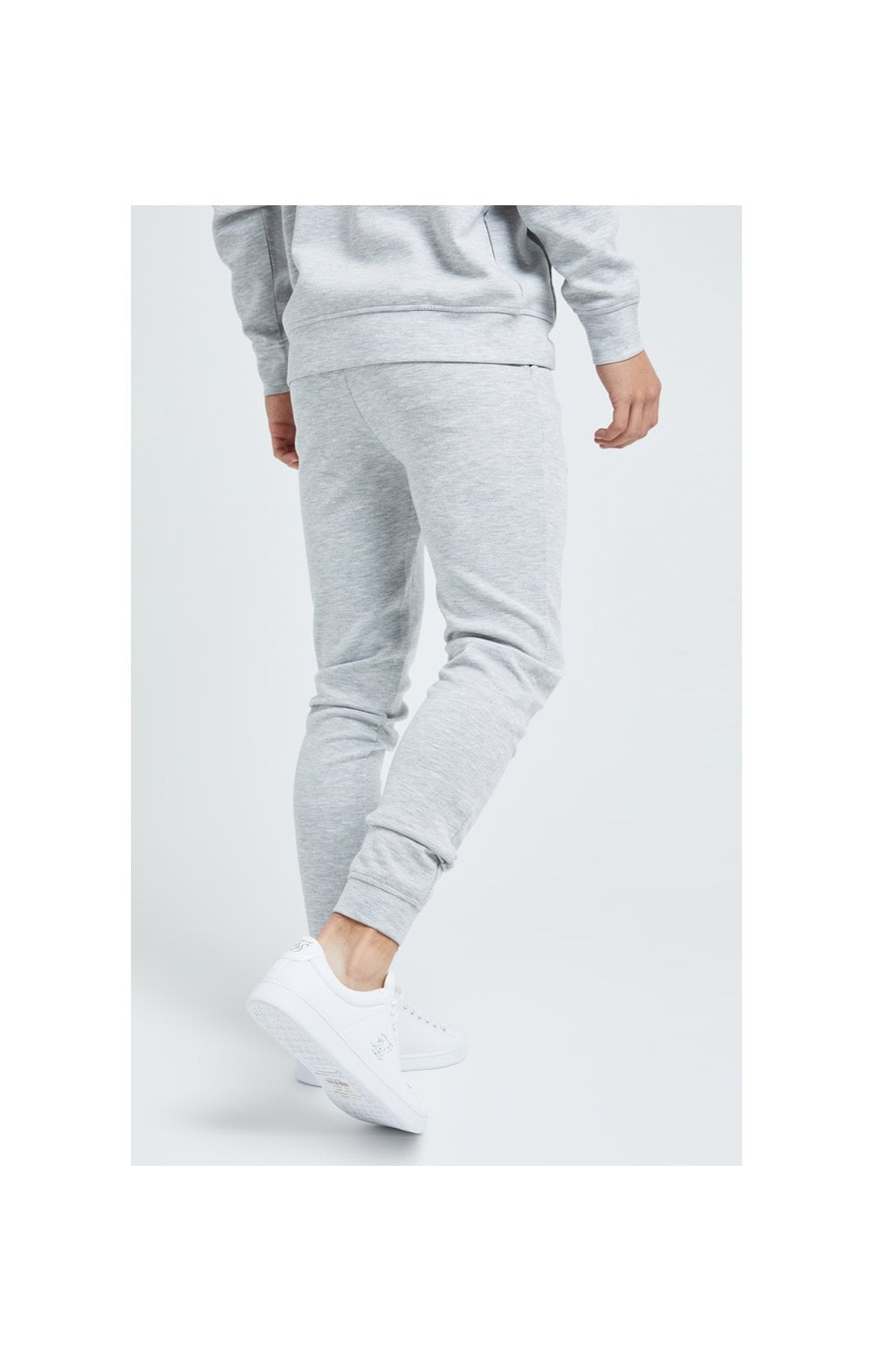 Illusive London Dual Joggers - Grey (4)
