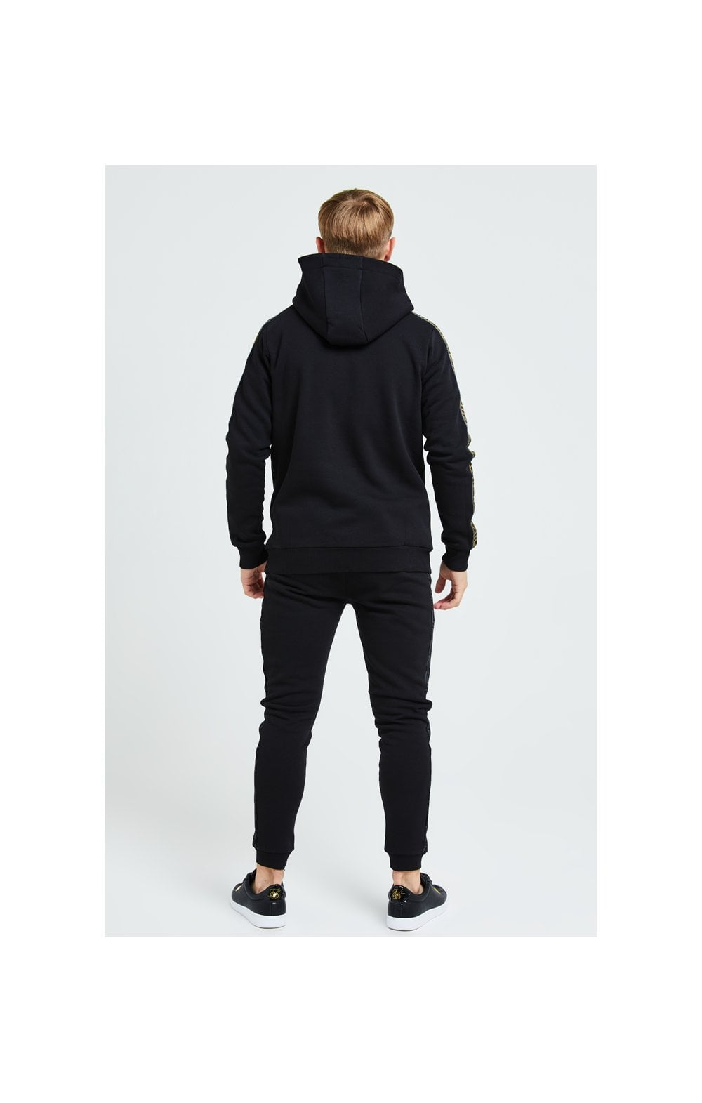Illusive London Elite Overhead Hoodie - Black (5)
